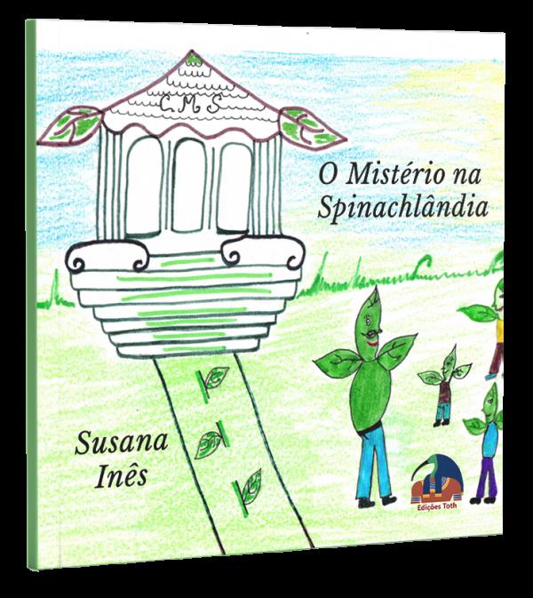 O Mistério na Spinachlândia