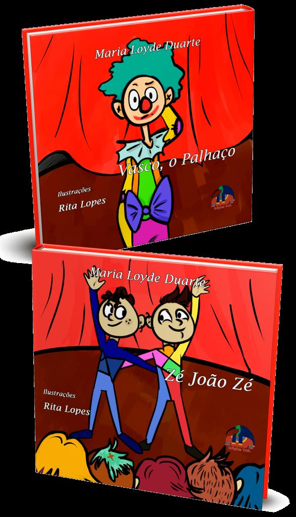 Zé João Zé | Vasco, o Palhaço